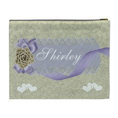 Shirley By Kdesigns   Cosmetic Bag (xl)   Kkmitnwpqsot   Www Artscow Com Back
