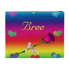 Bree1 By Kdesigns   Cosmetic Bag (xl)   4a71cqhb36wq   Www Artscow Com Back