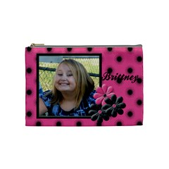Britt By Pam Jenkins   Cosmetic Bag (medium)   S6hcsvv82wr3   Www Artscow Com Front
