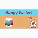 Happy Easter cards 8x4 - 4  x 8  Photo Cards