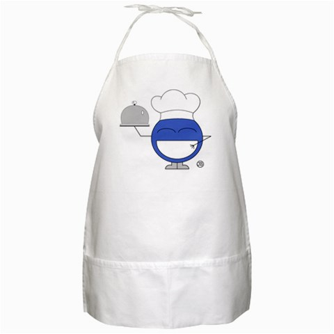 Chef Giggles Apron By Giggles Corp   Bbq Apron   Lyeb9s1oqyvh   Www Artscow Com Front