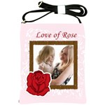 Love of rose - Shoulder Sling Bag