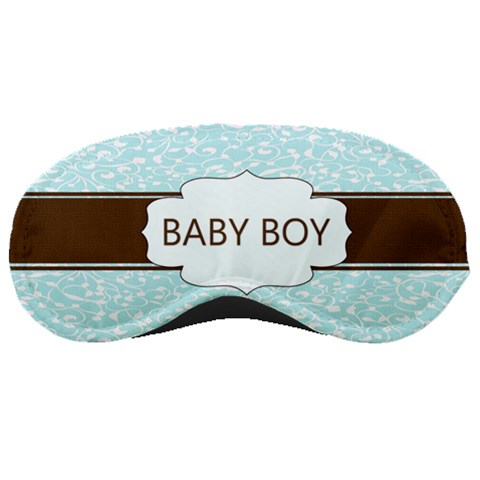 Baby Boy By Joely   Sleeping Mask   Wrvysgi5rt93   Www Artscow Com Front