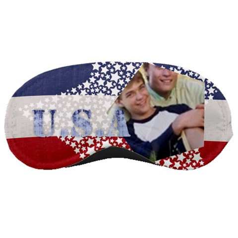 Usa By Joely   Sleeping Mask   446qvez2q2mk   Www Artscow Com Front