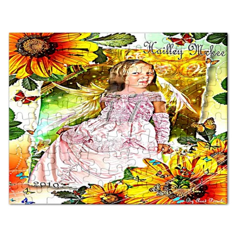 By Pamela Sue Goforth   Jigsaw Puzzle (rectangular)   Lbilh4sxmigt   Www Artscow Com Front