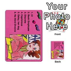 Psl Female By Mike Waleke   Multi Purpose Cards (rectangle)   Qd9t6tphaw6o   Www Artscow Com Front 52