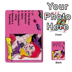 Psl Female By Mike Waleke   Multi Purpose Cards (rectangle)   Qd9t6tphaw6o   Www Artscow Com Front 10