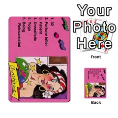 Psl Female By Mike Waleke   Multi Purpose Cards (rectangle)   Qd9t6tphaw6o   Www Artscow Com Front 24