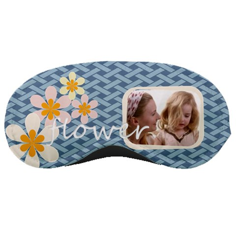 Flower By Joely   Sleeping Mask   Kn2t800t4kvw   Www Artscow Com Front