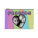 Friends - Custom Cosmetic Bag (Large)