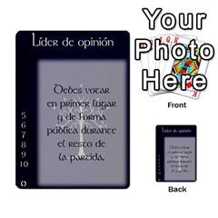 La Compania Del Anillo By Stratosdj   Multi Purpose Cards (rectangle)   8h0i15p7ln1f   Www Artscow Com Front 5