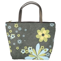 Flowers By Bags n Brellas   Bucket Bag   0yomlickosn5   Www Artscow Com Front