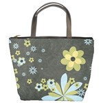 flowers - Bucket Bag