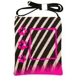 Zebra - shoulder sling bag