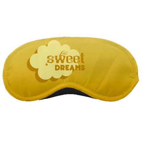 YELLOW SWEET DREAMS Front