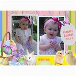 Easter card 1 - 5  x 7  Photo Cards