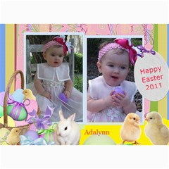 Easter Card 1 By Jason Miles   5  X 7  Photo Cards   Qyh9e0zl8kav   Www Artscow Com 7 x5 Photo Card - 4
