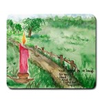 Path Mousepad - Large Mousepad