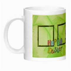 Happy Easter Luminous Mug By Elena Petrova   Night Luminous Mug   X8tk48o0tuy9   Www Artscow Com Left
