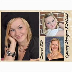 Lynsey s Announcements By Echo Kirkland   5  X 7  Photo Cards   A12nlo5nbeyh   Www Artscow Com 7 x5 Photo Card - 8