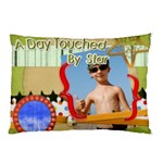 a day touch by star - Pillow Case