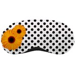 Spotted and flowers - MASK - Sleeping Mask