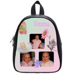 Baby Girl Day Care Bag - School Bag (Small)