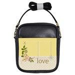 Girls Sling Bag- Love
