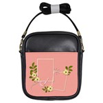 Girls SLing Bag- Flowers