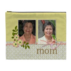 Cosmetic Bag (xl)  Mom By Jennyl   Cosmetic Bag (xl)   C2abd0pdh86b   Www Artscow Com Front