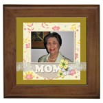 Framed Tile - Mom2