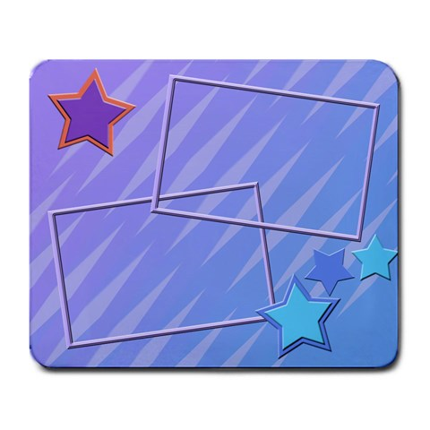 Stars Mousepad By Add In Goodness And Kindness   Large Mousepad   Qbbcyjk6aa45   Www Artscow Com Front