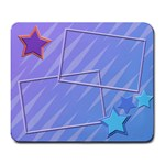 stars mousepad - Large Mousepad