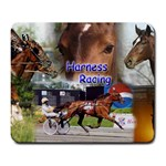Harness racing Mouse pad