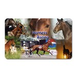 Harness Racing Magnet (Rectangular)
