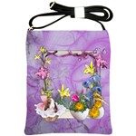 Easter sling bag - Shoulder Sling Bag