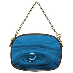 Water Drop Chain Purse (one Side)