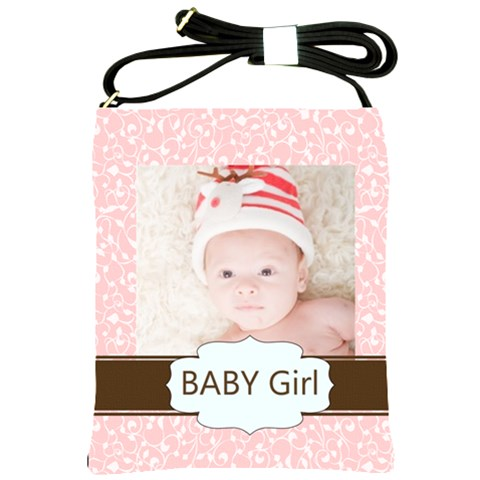 Baby Girl By Joely   Shoulder Sling Bag   Syhieesm36ov   Www Artscow Com Front