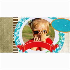 Lovely Kids By Joely   4  X 8  Photo Cards   Xcpns6xo7xj3   Www Artscow Com 8 x4 Photo Card - 3