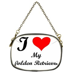 I Love My Beagle Chain Purse (One Side) by vipstores