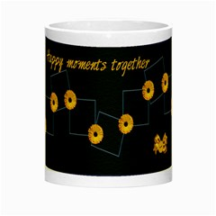 Happy moments together luminous mug by Elena Petrova Center