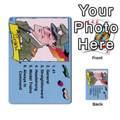 Psl Male By Mike Waleke   Multi Purpose Cards (rectangle)   Pyymkprgm20w   Www Artscow Com Front 20