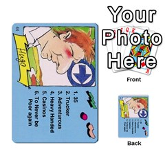 Psl Male By Mike Waleke   Multi Purpose Cards (rectangle)   Pyymkprgm20w   Www Artscow Com Front 44