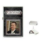 Groom Flip Top Lighter