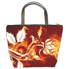 In Flames Bucket Bag By Bags n Brellas   Bucket Bag   Vzmqt5rl2avd   Www Artscow Com Back