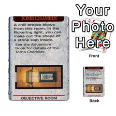 Warhammer Quest 1 By Kieren   Multi Purpose Cards (rectangle)   Zyzykjq2fc21   Www Artscow Com Front 1