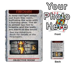Warhammer Quest 1 By Kieren   Multi Purpose Cards (rectangle)   Zyzykjq2fc21   Www Artscow Com Front 6