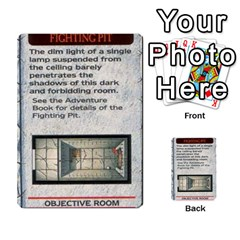 Warhammer Quest 1 By Kieren   Multi Purpose Cards (rectangle)   Zyzykjq2fc21   Www Artscow Com Front 7