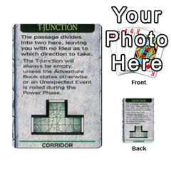Warhammer Quest 1 By Kieren   Multi Purpose Cards (rectangle)   Zyzykjq2fc21   Www Artscow Com Front 10