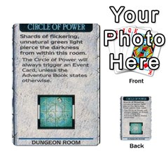 Warhammer Quest 1 By Kieren   Multi Purpose Cards (rectangle)   Zyzykjq2fc21   Www Artscow Com Front 13